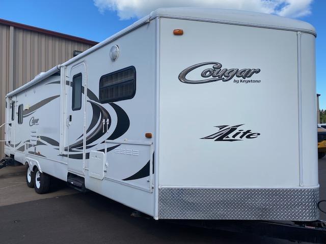 2011 Keystone RV Cougar X-Lite 30WCV Travel Trailer RV