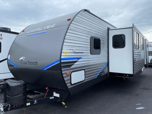2022 Coachmen Catalina Legacy Edition 323BHDSCK Travel Trailer RV