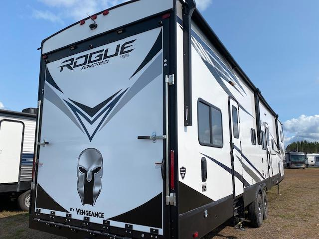 2022 Forest River Vengeance Rogue Armored 4007 Toy Hauler RV