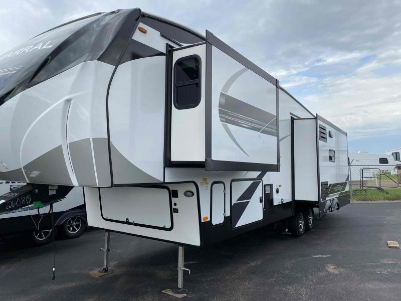 2021 Coachmen Chaparral 336TSIK Fifth Wheel Campers RV