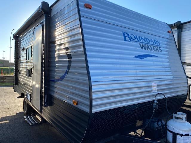 2018 CrossRoads RV Boundary Waters 18RD Travel Trailer RV