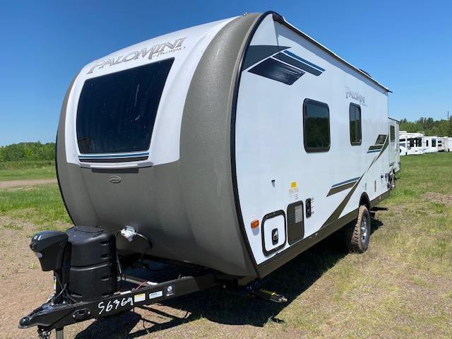 2021 Palomino Palomini 184RB Travel Trailer RV