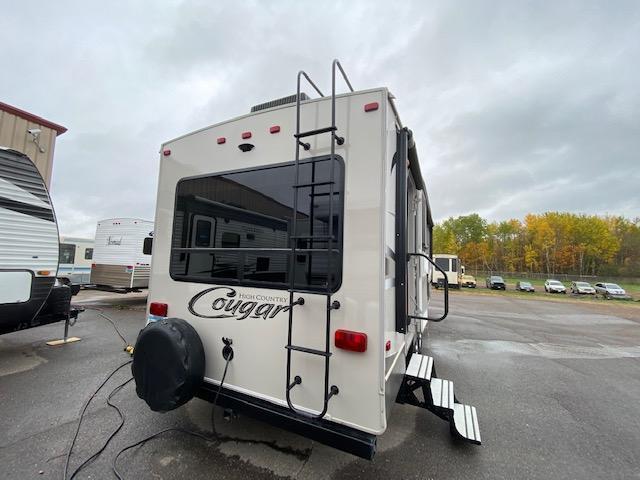 2012 Keystone RV Cougar High Country 291RLS Fifth Wheel Campers RV