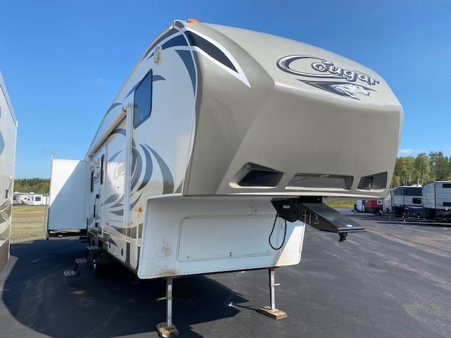 2014 Keystone RV Cougar 318SAB Fifth Wheel Campers