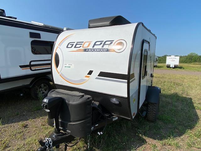 2022 Forest River Rockwood Geo Pro G12RK Travel Trailer RV
