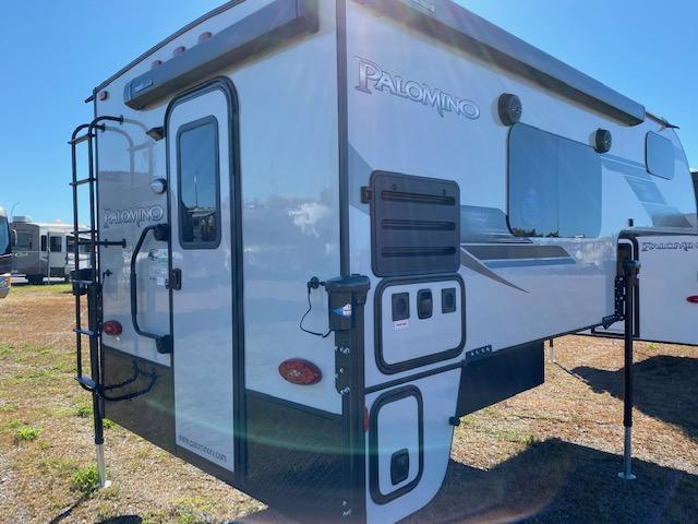2022 Palomino Backpack HS-8801 Truck Bed Camper RV