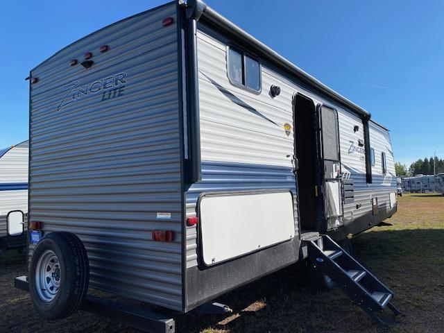 2020 CrossRoads RV Zinger Lite 280BH Bunkhouse Travel Trailer