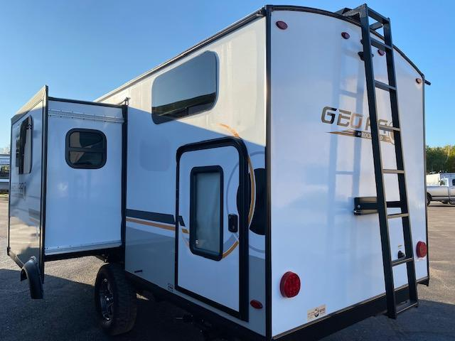 2022 Forest River Rockwood Geo Pro G20BHS Travel Trailer RV