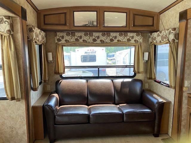 2016 Forest River Cedar Creek Hathaway Edition 38CK Fifth Wheel Campers RV