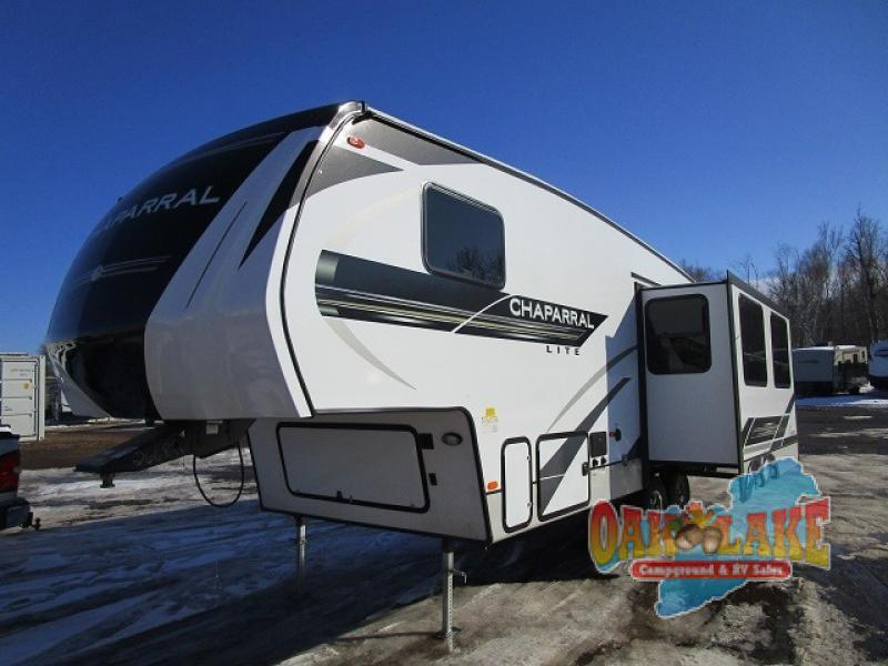 2021 Coachmen Chaparral Lite 25RE