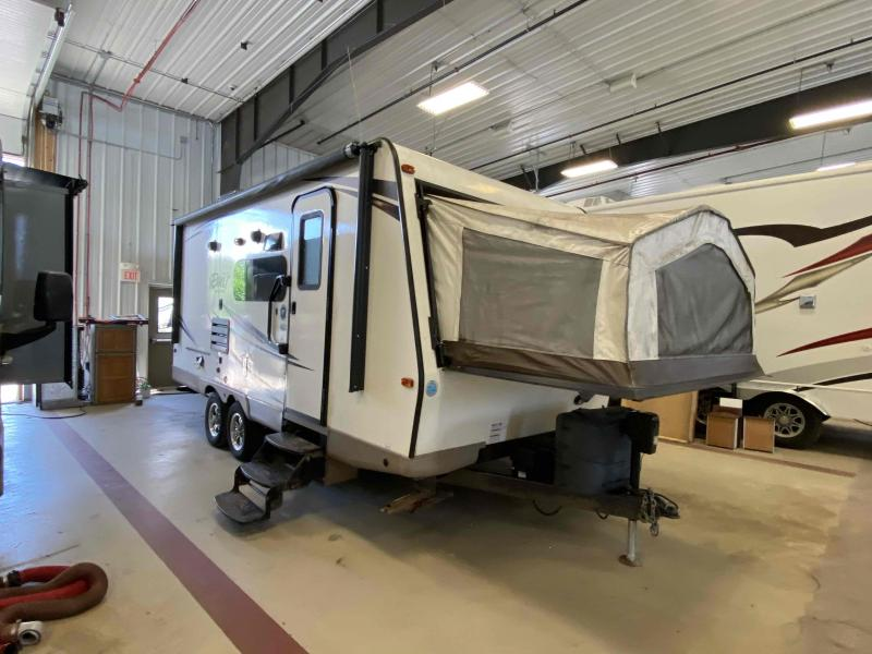 2016 Forest River Roo By Rockwood 21SS Expandable Camper Trailer RV