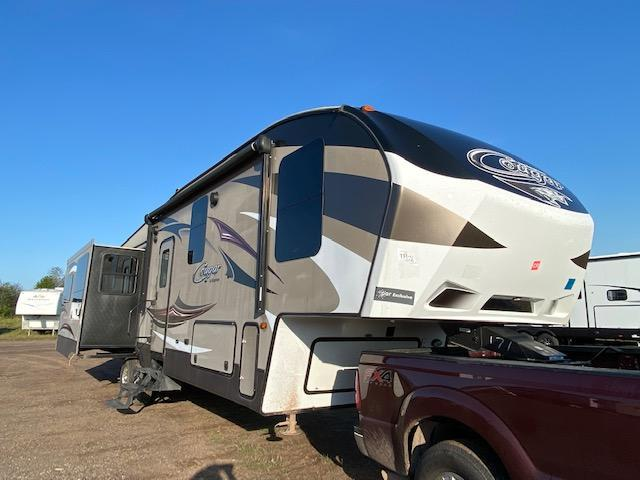 2016 Keystone RV Cougar 327RES Fifth Wheel Campers RV