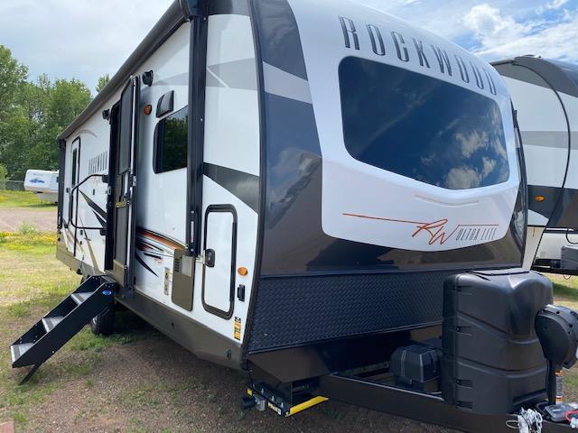2021 Forest River Rockwood Ultra Lite 2608BS Travel Trailer RV