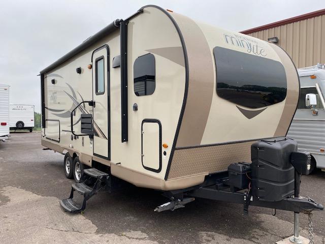 2018 Forest River Rockwood Mini Lite 2506S Travel Trailer RV