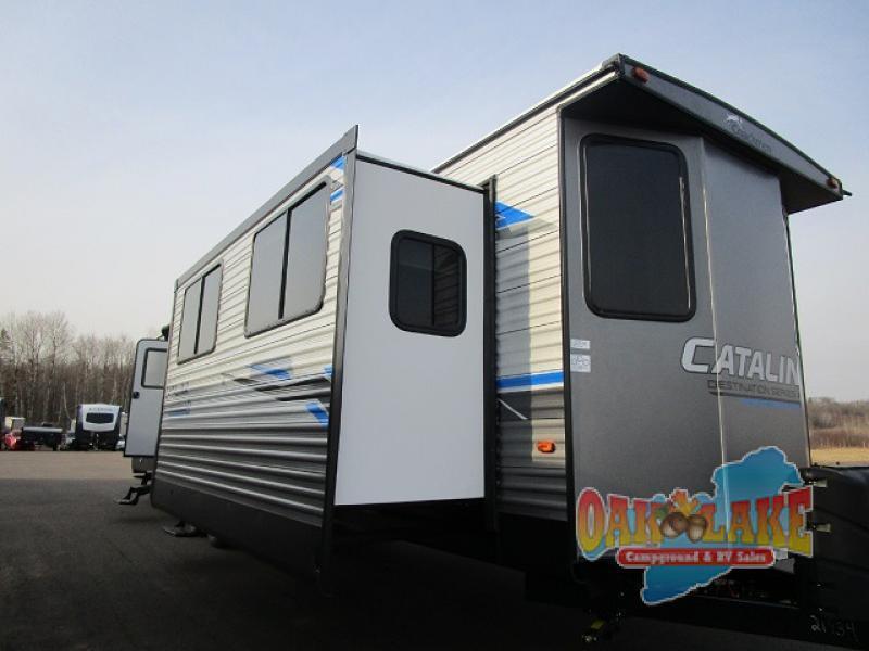 2021 Coachmen Catalina 39MKTS Destination Trailer