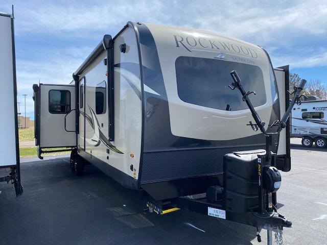 2021 Forest River Rockwood Ultra Lite 2906BS Travel Trailer RV