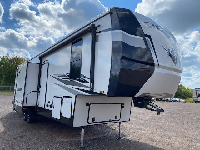 2022 Forest River Sierra 3440BH Fifth Wheel Campers RV