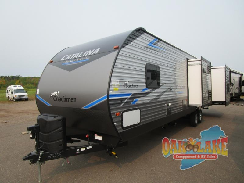2021 Coachmen Catalina Legacy Edition 333BHTSCK