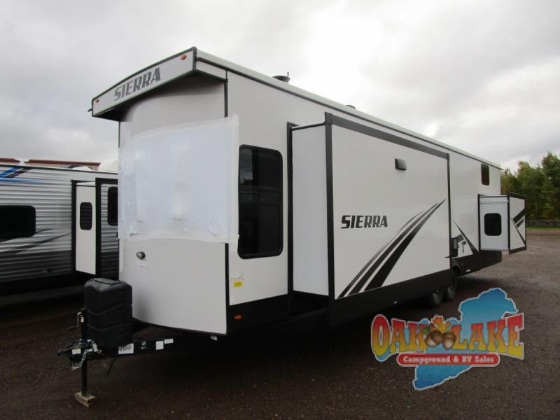 2021 Forest River Sierra Destination Trailers 399LOFT
