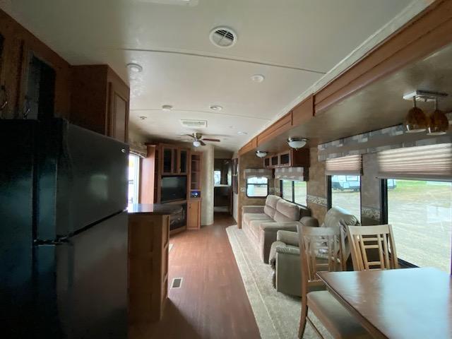 2013 Forest River Sandpiper 392FK Destination Trailer