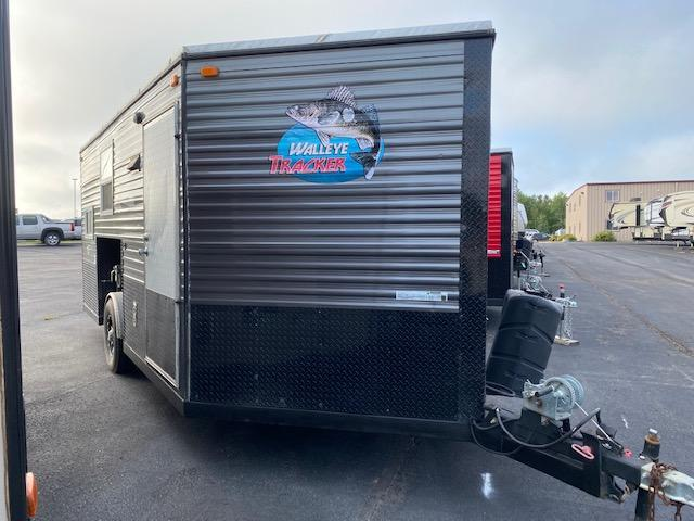2019 Ice Castle Walleye Tracker Ice House RV