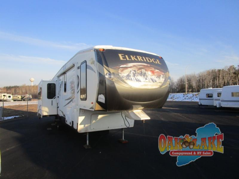 2013 Heartland Elkridge 32TSRE