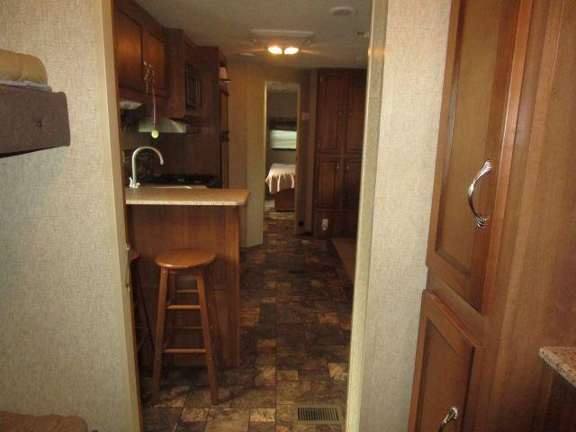 2015 Coachmen By Forest River Catalina 343QBDS Travel Trailer RV