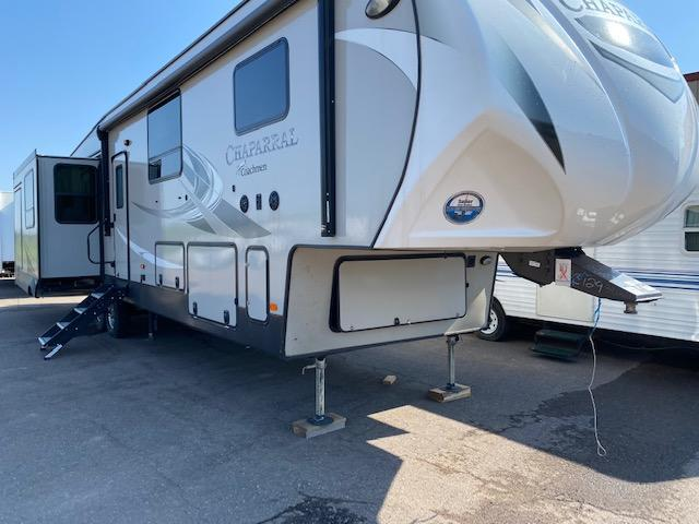 2020 Coachmen Chaparral 392MBL Fifth Wheel Campers RV