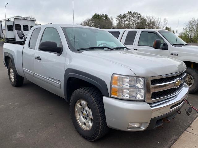 2011 Chevrolet 1500 Truck