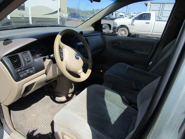 2002 Mazda MPV Minivan Van