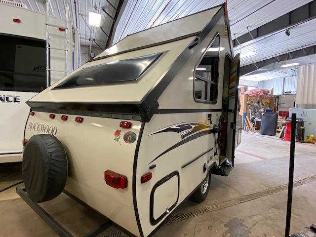 2014 Forest River Rockwood A194HW Tent Camper RV
