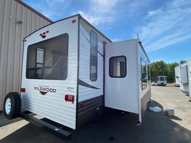 2018 Forest River Wildwood 27REI Travel Trailer RV