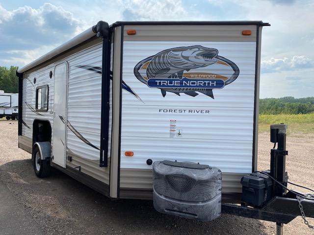 2016 Wildwood True North 8x22RDV Ice House RV