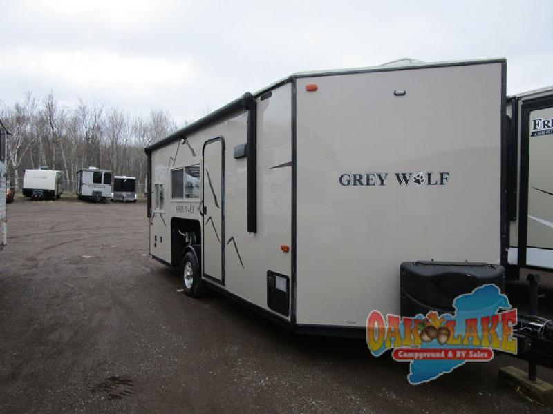 2018 Forest River Cherokee Grey Wolf 17MP