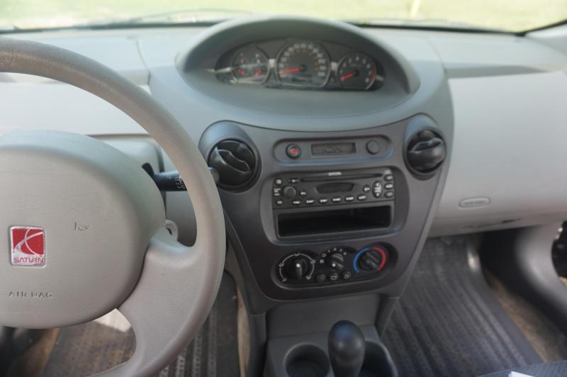 2003 Saturn Ion 1 Car