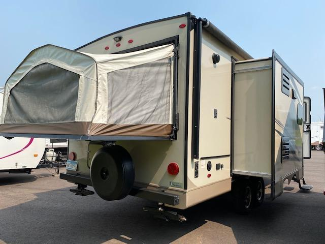 2019 Forest River Roo By Rockwood 231KSS Expandable Camper Trailer RV