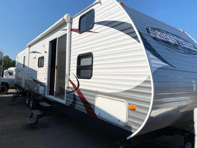 2013 Dutchmen Mfg Aspen Trail 3600QBDS Travel Trailer RV