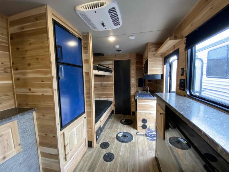 2021 Glacier Explorer A818RCLE Fish House RV