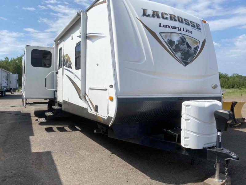 2013 Forest River Lacrosse 322RES Travel Trailer RV