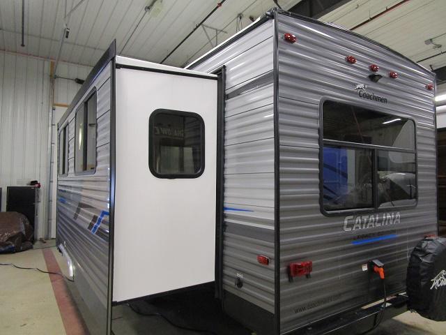 2021 Coachmen Catalina Legacy Edition 263RLS Travel Trailer RV