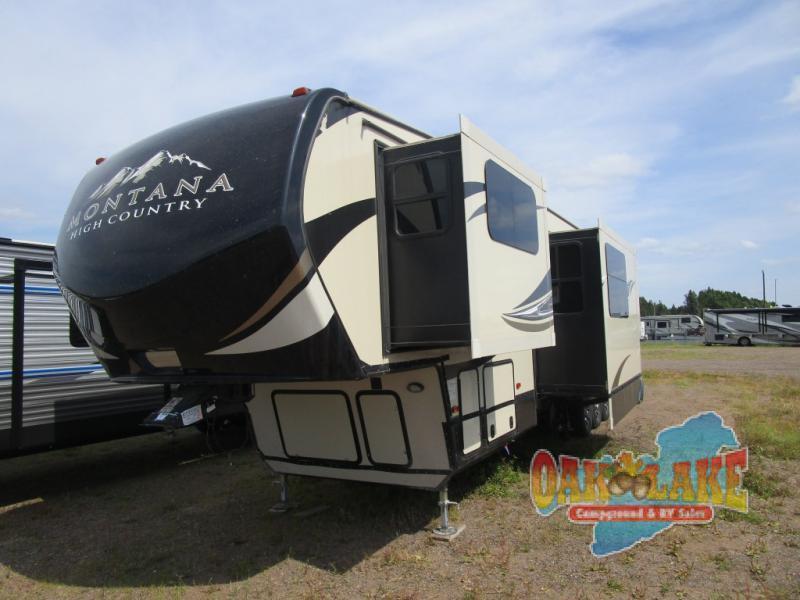 2017 Keystone RV Montana High Country 381TH