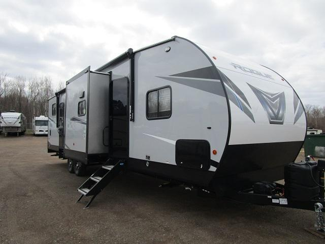 2021 Forest River Vengeance Rogue 32V-73 Travel Trailer RV