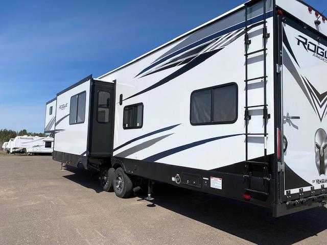 2021 Forest River Vengeance Rogue Armored 4007 Toy Hauler RV