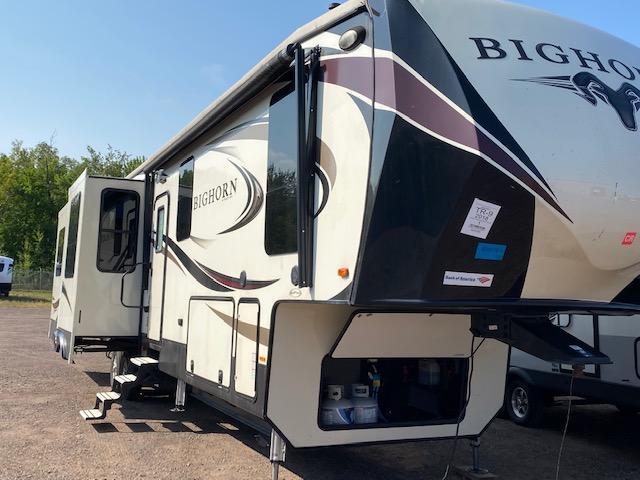2018 Heartland Bighorn BH 3970RD Fifth Wheel Campers RV