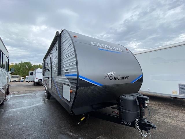 2022 Coachmen Catalina Legacy Edition 303QBCK Travel Trailer RV