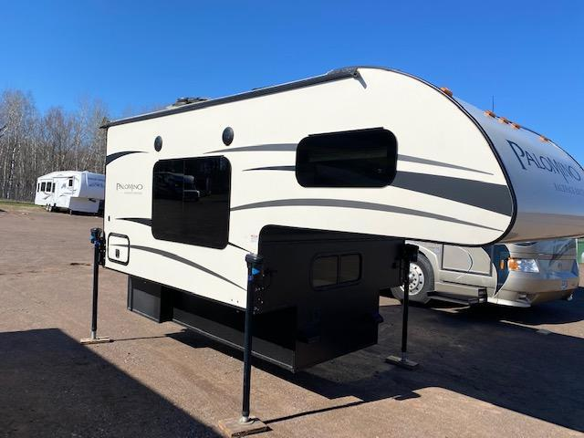 2017 Forest River Palomino HS 800 Truck Bed Camper RV