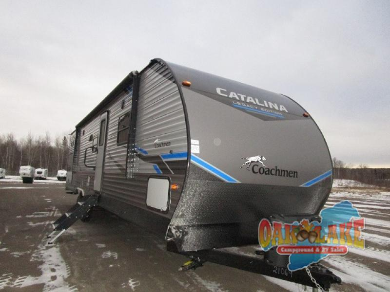 2021 Coachmen Catalina Legacy Edition 343BHTSLE