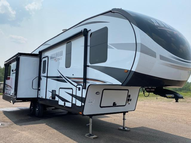 2021 Forest River Rockwood Signature 8291RK Fifth Wheel Campers RV