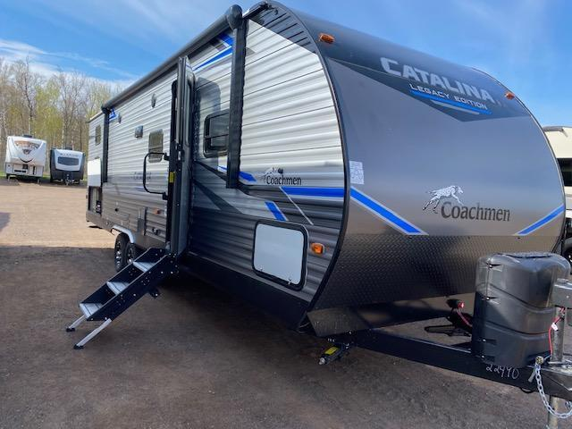 2021 Coachmen Catalina Legacy Edition 293QBCK Travel Trailer RV