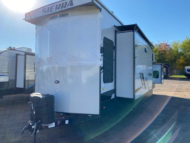 2022 Forest River Sierra 399LOFT Destination Trailer RV